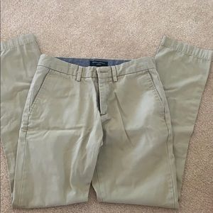 Khaki pants from Banana Republic